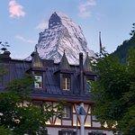 Photo de Hotel Mont Cervin Palace
