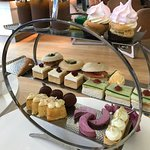 Delicious options for high tea