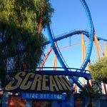 Bilde fra Six Flags Magic Mountain