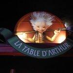 La Table d'Arthur - Futuroscope