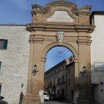 settecentesca porta Romana, San Gemini
