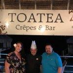 Foto de Toatea Creperie & Bar