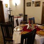 Themed designed dining room