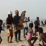 Spontaneos beach band,