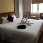 Foto de Golden Legend Hotel