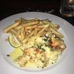 Lobster and Fries - Delicious