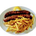 Λουκάνικο χωριάτικο/village sausage
