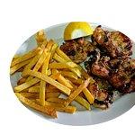 Κοτόπουλο στα κάρβουνα/Grilled chicken