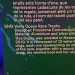 Trophy information