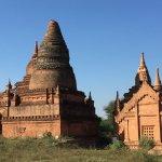 Beautiful Bagan temples