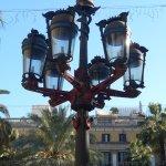 Antoni Gaudi's Lantern