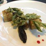 foie gras as appetizer