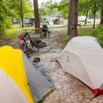 Primitive Tent Sites