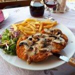 Schnitzel Veneciano