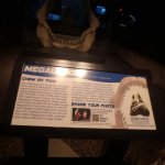 The Megalodon exhibit