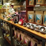Wide variety of tea