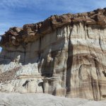 Bisti - in the middle of the wash