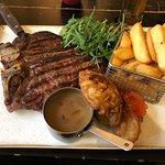T-Bone Steak Special