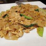 Chicken Pad See Ewe - Weera Thai - Las Vegas (12/Jan/18).