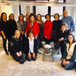 Corporate Spouse Shopping Program in Designer Showroom