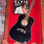 Elvis' guitar