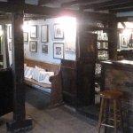Interior/entrance/bar