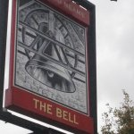 The Bell sign
