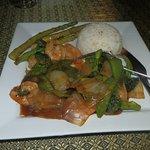 Shrimp ...my fave--delish