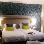 Foto de Crabwall Manor Hotel & Spa