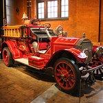 rebuilt PBF fire engine