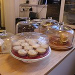 Just a selection of the cakes available!