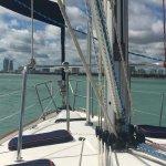Foto de Miami Sailing - Private Day Charters