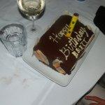 Friend's bday cake