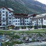Photo de Résidence & Spa Vallorcine Mont-Blanc