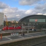 IntercityHotel Berlin Hauptbahnhof Foto