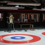 curling area