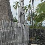 Photo de Pu'uhonua O Honaunau National Historical Park