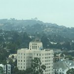 View of Griffith Observatory