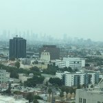 View of Downtown L.A.