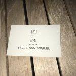 Photo de Hotel San Miguel