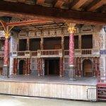 Photo de Shakespeare's Globe Theatre
