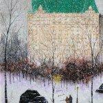 American Impressionst Master Artist Patrick Antonelle