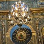 Candelabro en la catedral de San Basilio