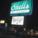 The original Shells, on S. Dale Mabry