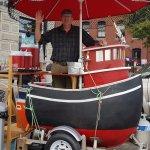 Captain Bill's Lobster Rolls on Commercial Street
