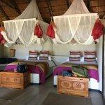 our room at Kapamba
