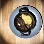 Beef Cheeks. El Tenedor Toronto. January 2018. Tasting Menu