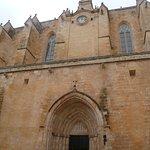 Detalle de la catedral por fuera