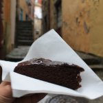 the chocolate cake, a secret!