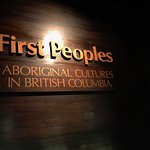 First Peoples cultural exhibits